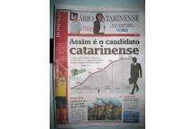 Jornal Diário Catarinense Paisagismo, Boa idéia para o jardim