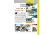 Jornal Diário Catarinense - Paisagismo conectado a arquitetura