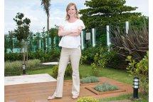Revista Construção SA - O jardim no papel principal