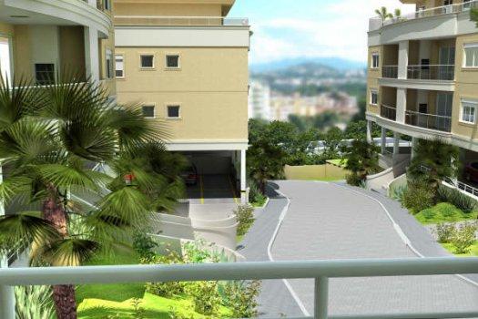 Paisagismo Zena Becker Residence - Hantei Engenharia  - Florianópolis