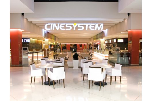 Paisagismo Cinesystem - Iguatemi Florianópolis