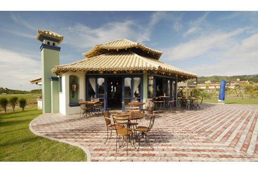Paisagismo Arena de Eventos - Villas Del Sol Y Mar Hotel  - Florianópolis