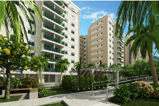 Paisagismo Residencial Costa Norte - Construtora Zita  - Florianópolis