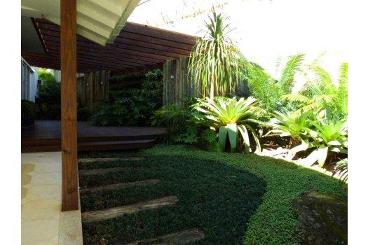 Paisagismo Residência Bosque das Mansões - São José