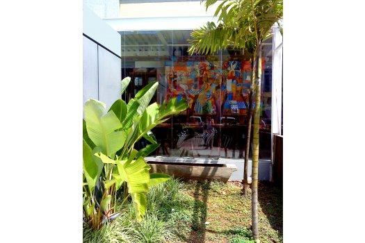 Paisagismo Café Bellas Artes, Canasvieiras - Florianópolis