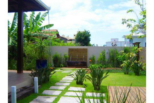 Paisagismo Residência Ingleses - Florianópolis