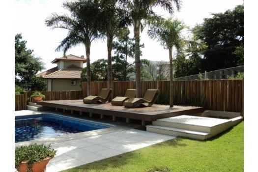 Paisagismo Residência Cacupé - Florianópolis