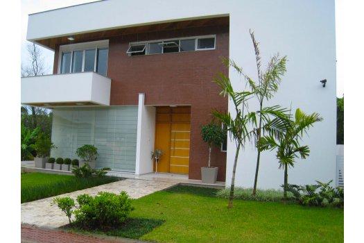 Paisagismo Residência Santo Antônio - Florianópolis