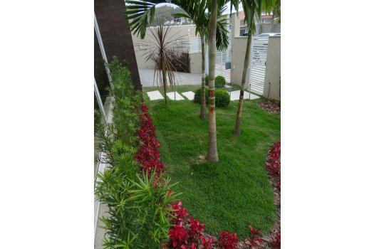 Paisagismo Residência Jardim Anchieta - Florianópolis