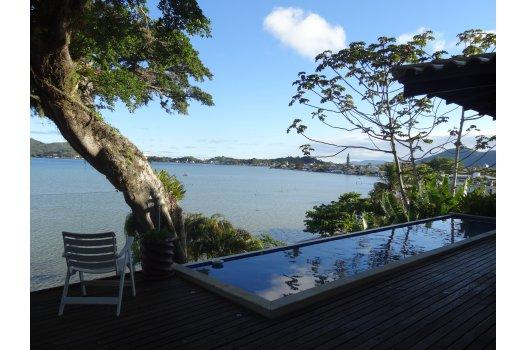 Paisagismo Residência Lagoa da Conceição