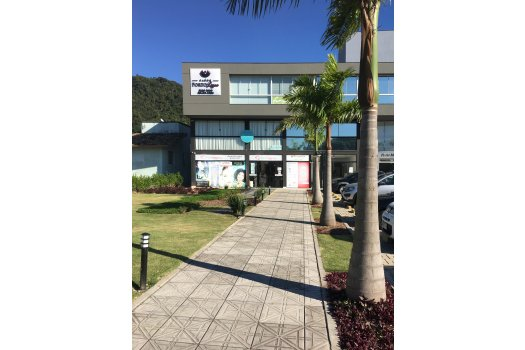 Paisagismo Centro Comercial Porto da Lagoa