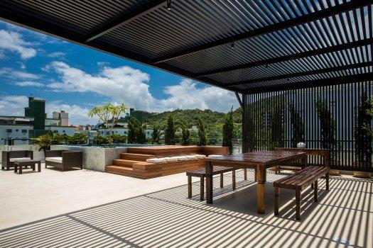 Paisagismo Residencial Cobertura - Florianópolis