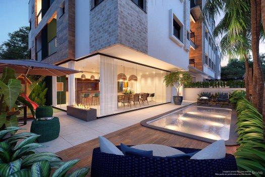Paisagismo Residencial Solar Di Pietra - GDI Empreendimentos