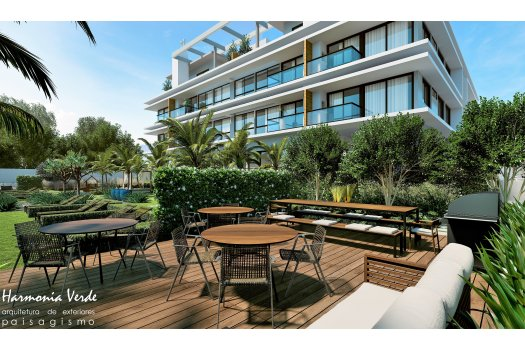 Belvedere Beach Garden - Hogar Empreendimentos