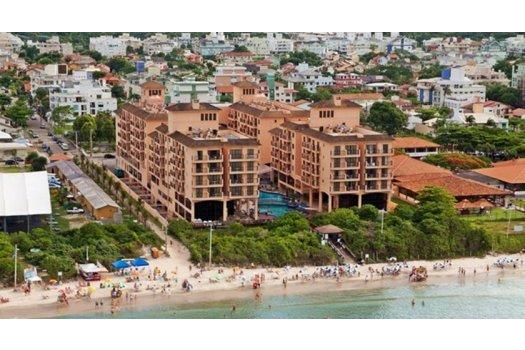 Paisagismo Comercial Jurerê Beach Village Hotel